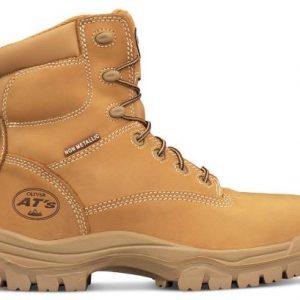 Airport friendly composite toe workboots Sydney. Lightweight work boots