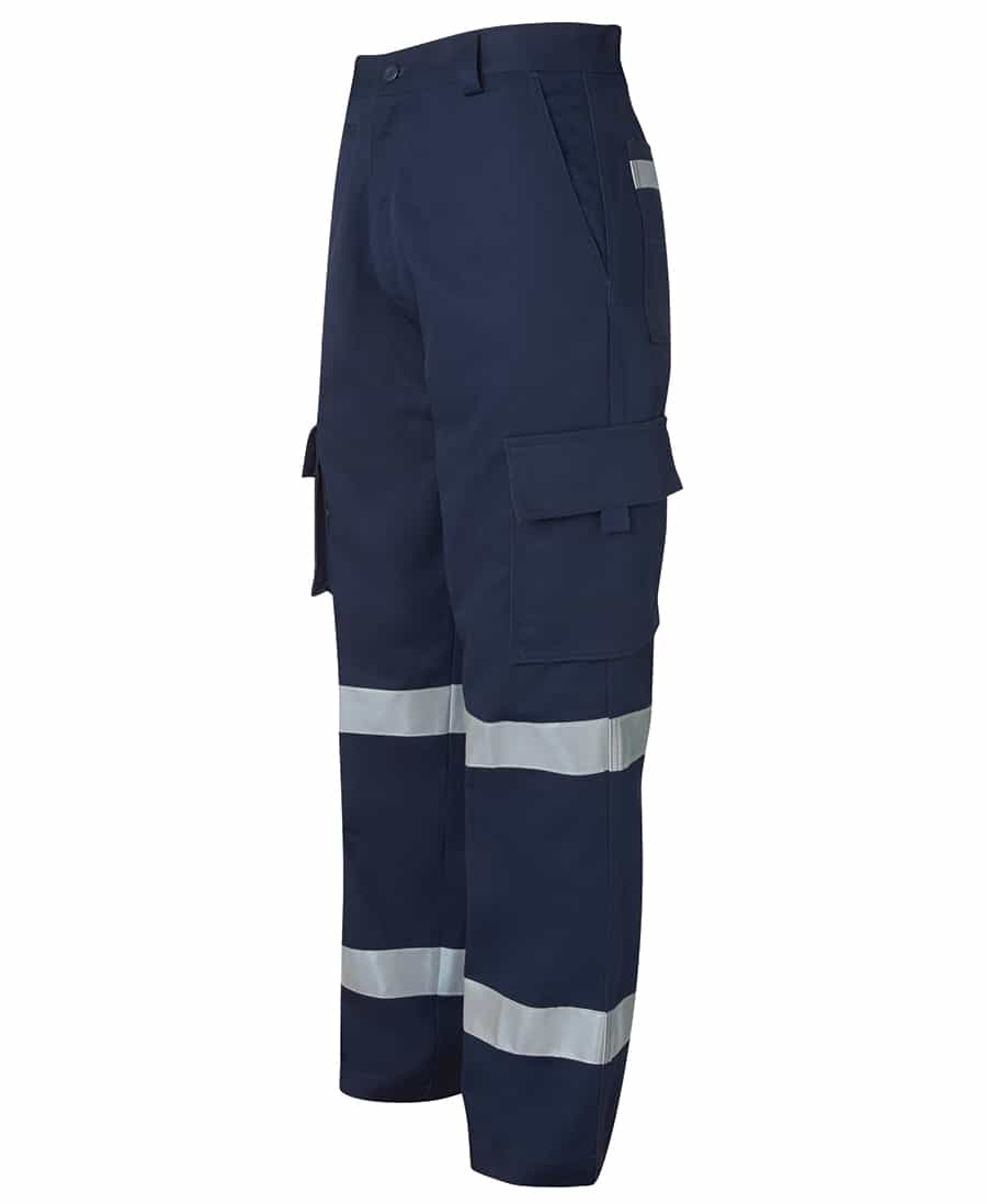 6MMP JB's Double Taped Day or Night Cotton Drill Cargo Pants-navy