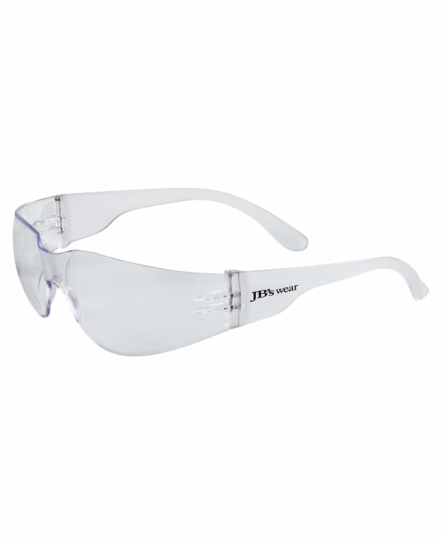 Spec Saver Safety Glasses clear