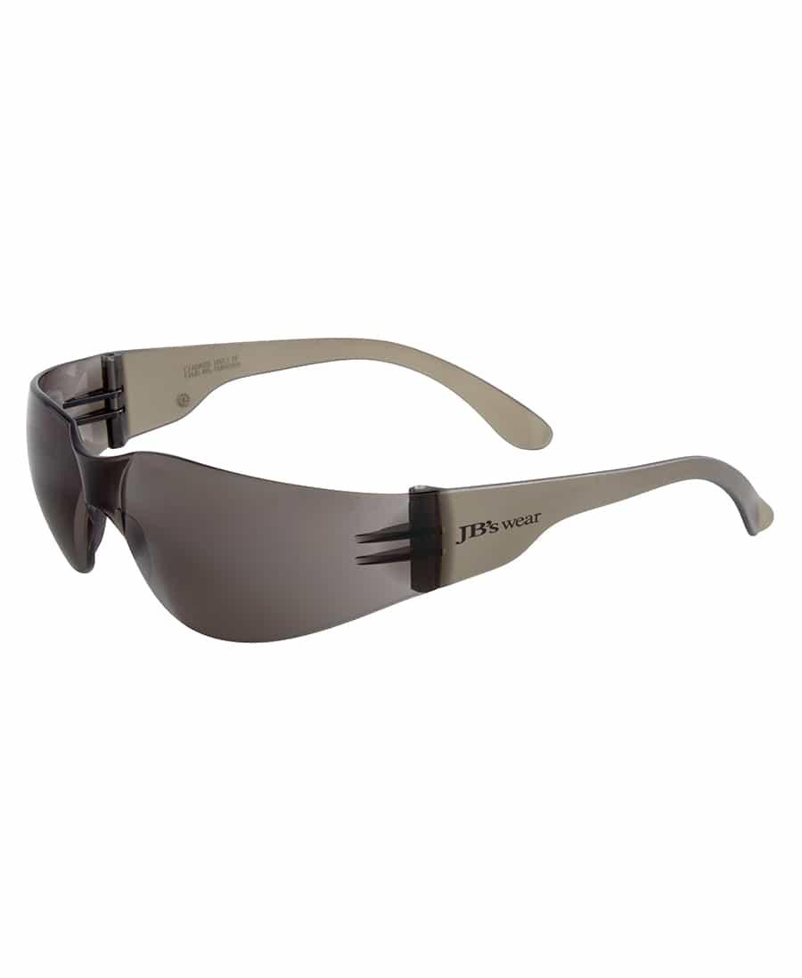 8H001 JB's Spec Saver Safety Glasses smoke