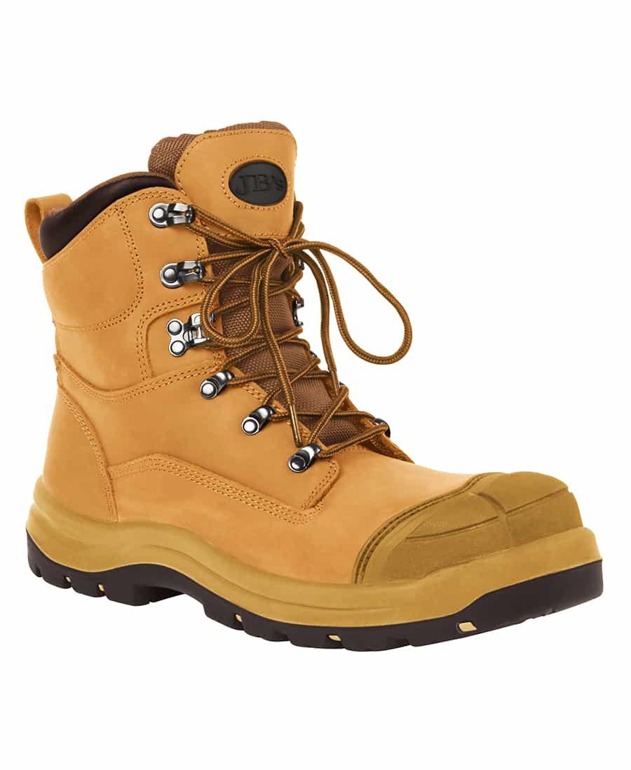 9F1 JB's Side Zip Boot Wheat