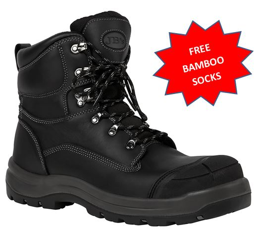 9F1 JB's Side Zip Boot Wheat black