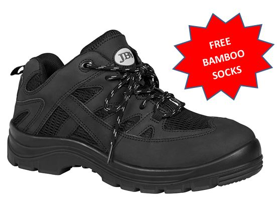 9F6 JB's Lace up Ankle sided Boot