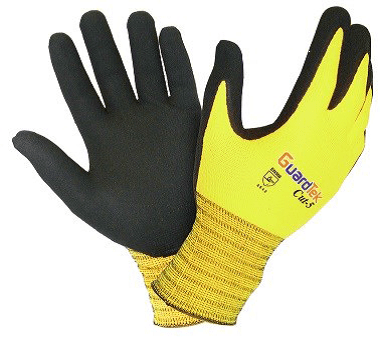 CUT5 Guardtek Glove
