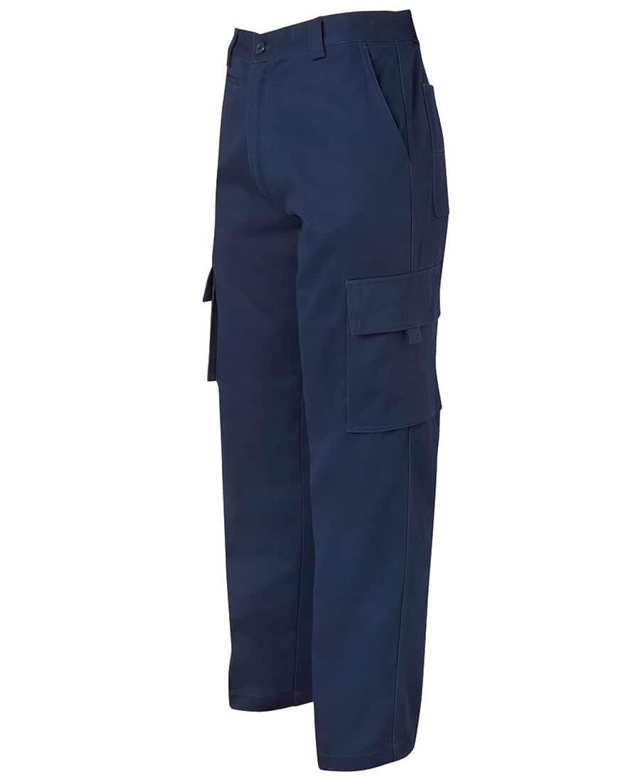 JB's 6NMP Standard weight Cotton Drill Cargo Pants Navy