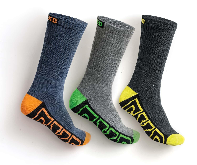 SK-1 FXD work socks 5 pack
