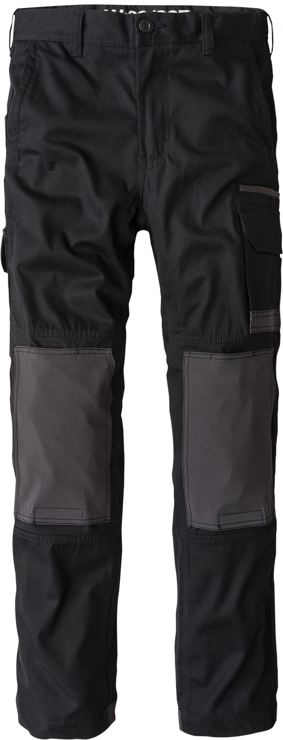 WP-1 FXD Standard weight Cotton Drill Cargo Pants BLACK