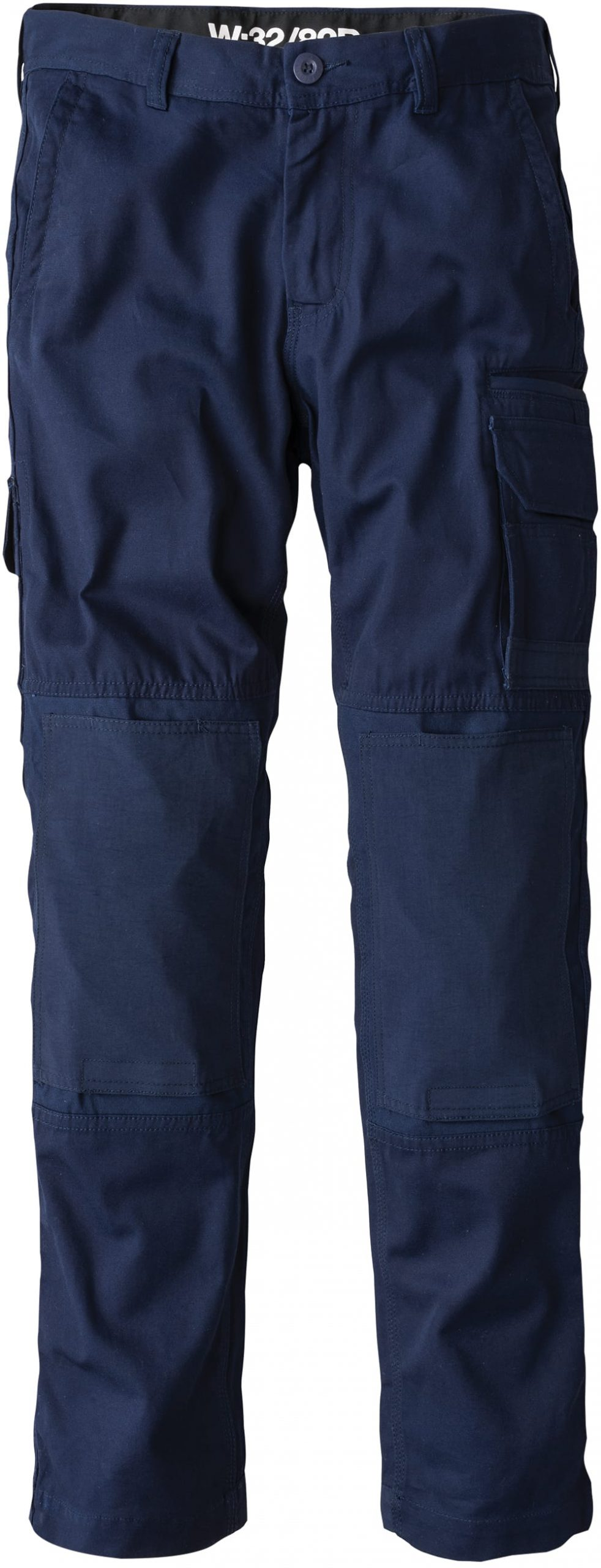 WP-1 FXD Standard weight Cotton Drill Cargo Pants NAVY