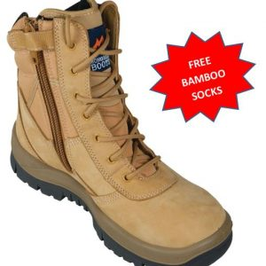 Best price Mongrel 251050 Lace up boots Sydney, Australian made