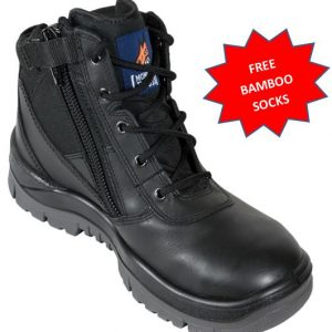 Cheapest Mongrel 261020 Lace up ankle boots Sydney, Australian made