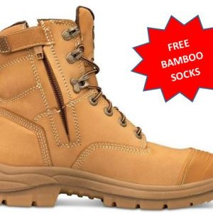 Best price Oliver 55232Z boots Sydney, Cheapest Oliver Zip boot - WHEAT