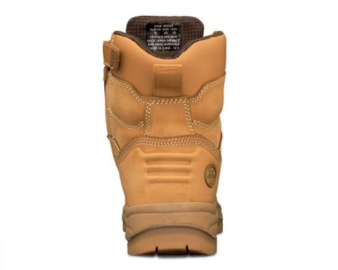 55232Z Oliver AT55 Series Steel Capped Mid Cut Work Boot WHEAT