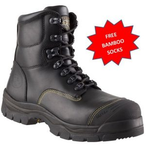 Best price Oliver 55245 steel capped work boots Sydney,