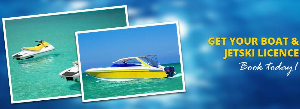 gold coast boat license