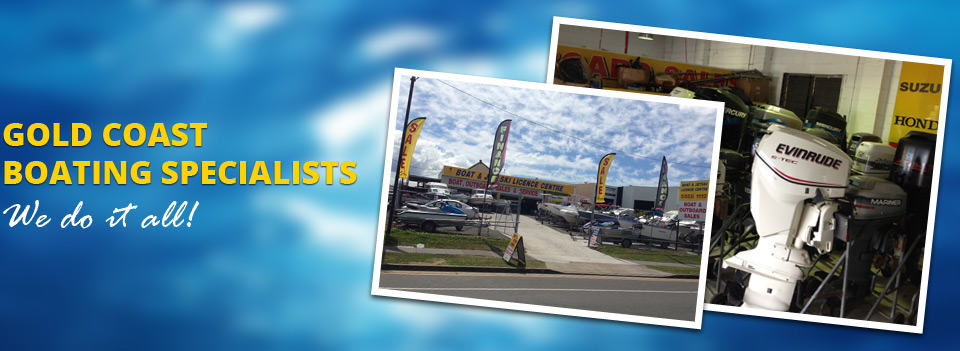 outboard motor servicing gold coast