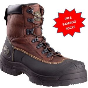65-390 65390 Oliver work boot Mechanics oil protection