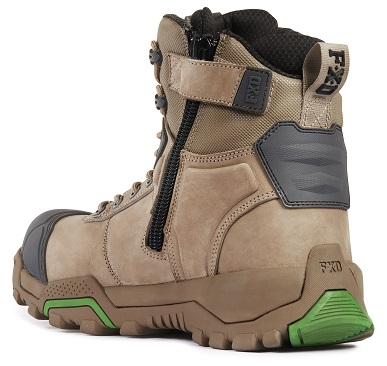 FXD WB-1 Workboot Stone back