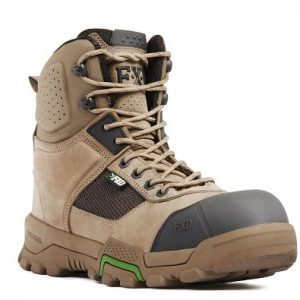 FXD WB-1 Work Boot Stone outside