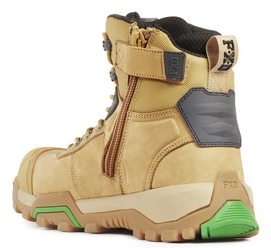 FXD WB-1 Workboot Wheat back