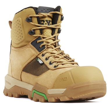 FXD WB-1 Workboot Wheat front
