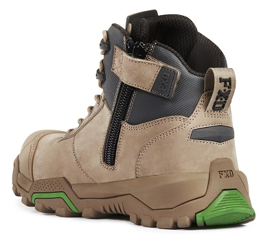 FXD WB-2 Workboot Stone back