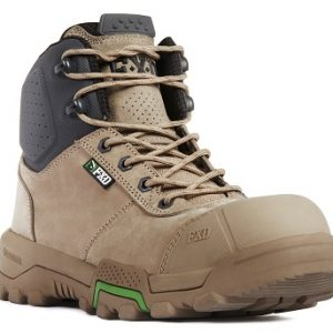 FXD WB-2 Workboot Stone front