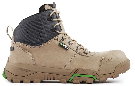 FXD WB-2 Workboot Stone outisde