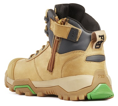 FXD WB-2 Workboot Wheat Back