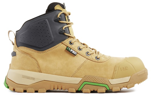 FXD WB-2 Workboot Wheat outisde straight